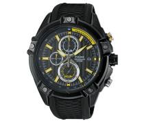 Armbanduhr XL Sport Analog Quarz Kautschuk PV6009X1
