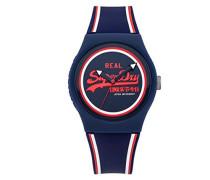 Unisex-Armbanduhr SYG198UR
