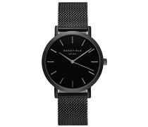 Unisex-Uhr Digital mit Edelstahlarmband – MBB-M43