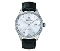 Armbanduhr Analog Automatik Leder 1190.2532