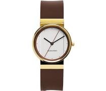 Damen-Armbanduhr Analog Quarz Kautschuk 32768