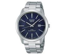 Armbanduhr XL Modern Analog Quarz Edelstahl PX3021X1