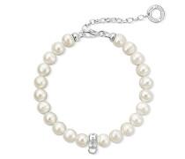 Armreifen Künstliche Perle X0225-082-14-L18