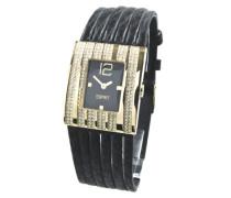 Damen-Armbanduhr XS Analog Kautschuk ES101162704