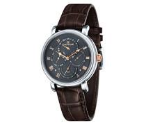 Herren- Armbanduhr Analog Quarz ES-8048-02