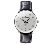 Armbanduhr Neo 2Z AnalogAutomatik Leder NE201G