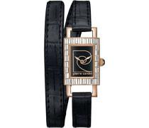 Damen-Armbanduhr Analog Quarz Leder PC676421R012