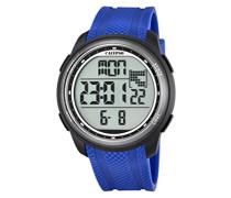 -Armbanduhr Digital Digital Plastik K5704/3