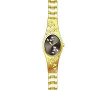 4700202 – Armbanduhr Analog Damenuhr mit Edelstahl-Armband