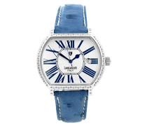 Damen-Armbanduhr Analog Quarz Leder 0279WBB