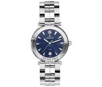 Unisex Erwachsene-Armbanduhr 12285/B35