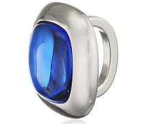 Damen-Charm Edelstahl Quarz blau - 441056G0