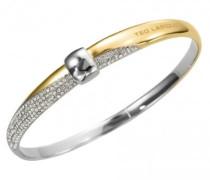 Damen-Armband Edelstahl Zirkonia D11123SDZ-gold