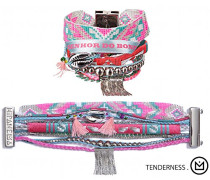 Original Tenderness Damen Armband Textilband