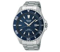 Armbanduhr XL Sport Analog Quarz Edelstahl PX3033X1
