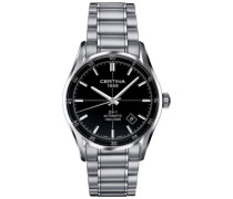 Armbanduhr XL Analog Automatik Edelstahl C006.407.11.051.00