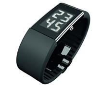 Herren-Armbanduhr Digital schwarz 43103