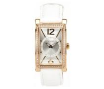 ! Damen-Armbanduhr Analog Quarz Leder JP100322F03U