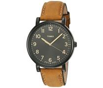 Unisex-Armbanduhr Quarz Analog T2N677D7