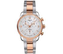 Armbanduhr XS Chronograph Quarz Edelstahl C025.217.22.017.00