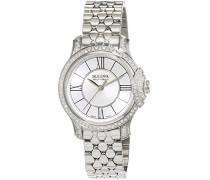 Damen-Armbanduhr Analog Quarz Stehlen 63R145