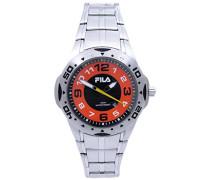 Herren-Armbanduhr Analog Quarz Edelstahl 645221
