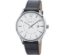Damen Analog Quarz Uhr mit Leder Armband TW1562