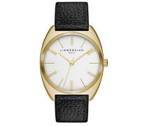 Damen-Armbanduhr Nubuk Analog Quarz LT-0018-LQ