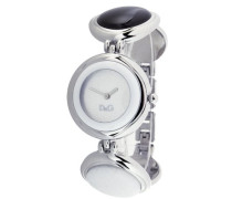 Damen-Armbanduhr Analog Quarz Edelstahl DW0658
