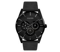 Unisex Erwachsene -Armbanduhr SO-3572-LM