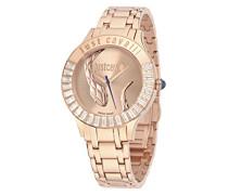Armbanduhr Analog Quarz Edelstahl R7253597503