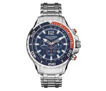 a26535g Armbanduhr, Chronograph für Herren, aus Edelstahl