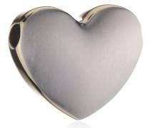 Damen-Anhänger Titan Herz (Seiten Gp) 0708-01