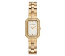 Analog Quarz Smart Watch Armbanduhr mit Edelstahl Armband KL6106