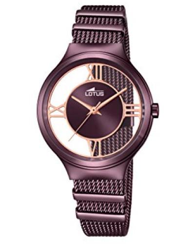 Damen-Armbanduhr Analog Quarz Edelstahl 18335/1