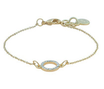 Damen-Kettenarmband Vergoldet 813-3200251