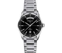 Armbanduhr XL Analog Automatik Edelstahl C006.430.11.051.00