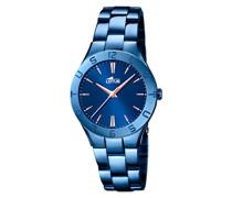 Damen-Armbanduhr Analog Quarz Edelstahl 18249/2