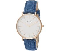 Unisex Erwachsene-Armbanduhr CL18025