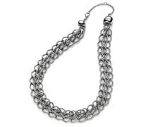 Halskette ROCKmantic Edelstahl mattiert TJ1360