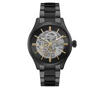 Analog Automatik Uhr mit Edelstahl Armband KC50064004