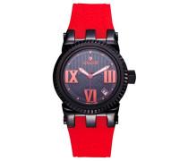 Italy - Damen -Armbanduhr OLA0643BK/RS