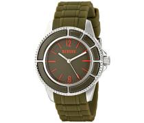 by Versace Armbanduhr Analog Quarz SGM100014