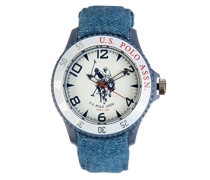 US Polo Association -Armbanduhr Analog USP4280WH_WH