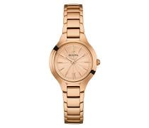 Designer Armband Uhr – Rose Gold Kleid Classic Handgelenk 97l151