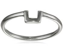 Damen-Ring Herbst Versilbert