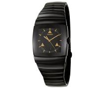 Armbanduhr Analog Quarz Keramik 129.0724.3.017