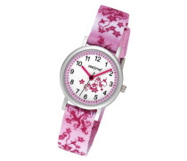 Watches Armbanduhr Analog Quarz Textil 095000038
