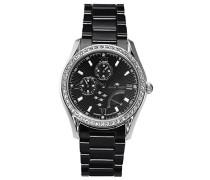 Armbanduhr Analog Quarz Premium Keramik Diamanten - STM15M4