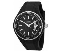 Unisex-Armbanduhr Fin Analog Kautschuk W95143G1
